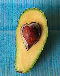 Photo Of Heart In Avocado By JIGGS IMAGES On Flickr
