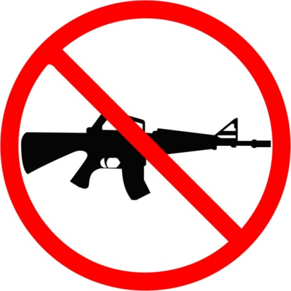 No Assault Weapons
