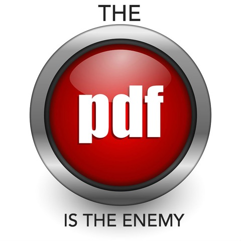 Pdf Enemy Icon