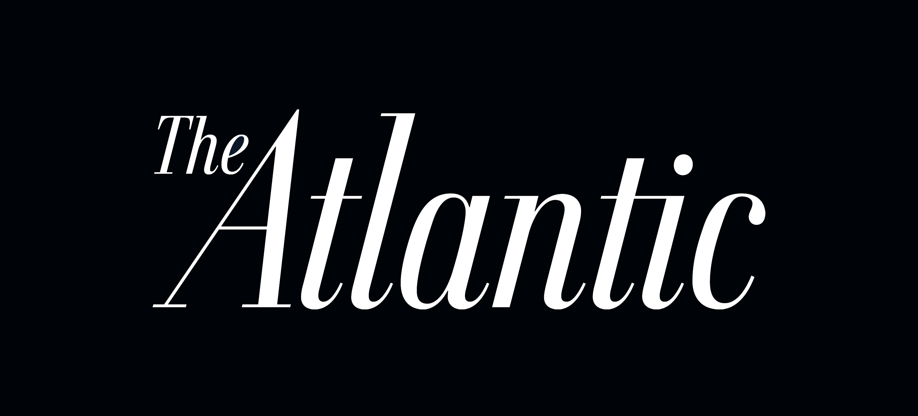 Atlantic Logo NEW White 11