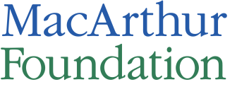 John D. and Catherine T. MacArthur Foundation logo