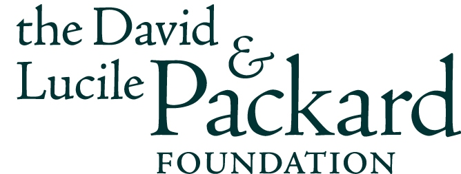 David and Lucile Packard Foundation logo