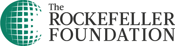 The Rockefeller Foundation logo