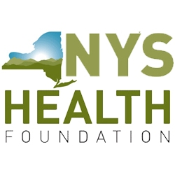 New York State Health Foundation logo